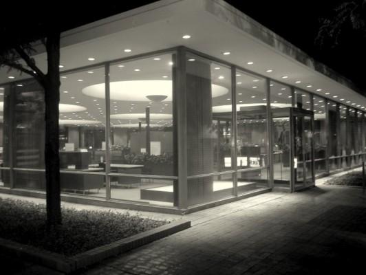 Saarinen's Irwin Union Bank and Trust