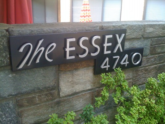The Essex Sign