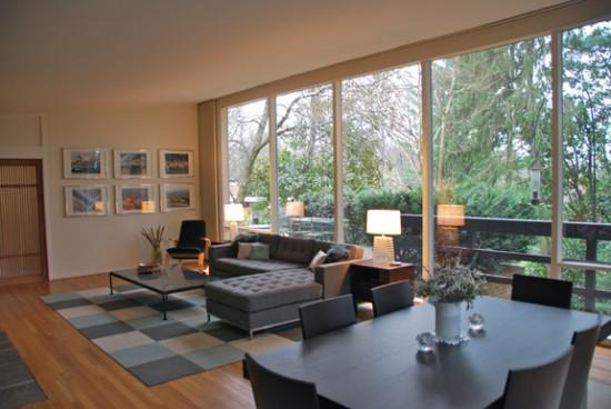 Living Room - Rebecca Drive