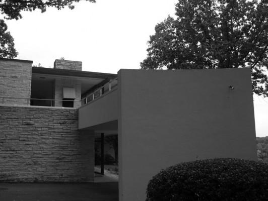 Richard Neutra's Rice House