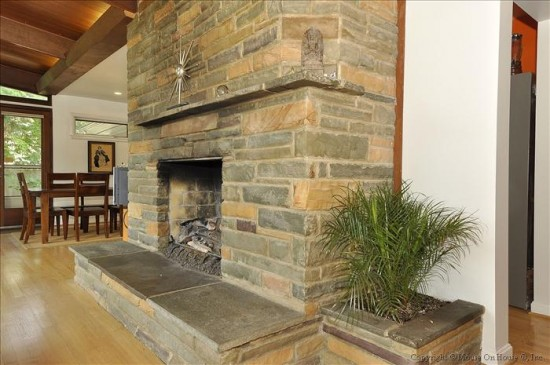 3700 Calvert Place -Fireplace