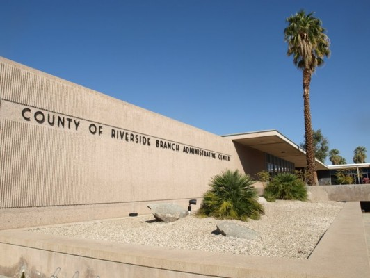 County of Riverside Branch Administrative Center