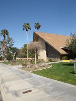 Church in Palm Springs