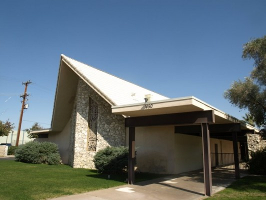 Church of Christ, Palm Springs.