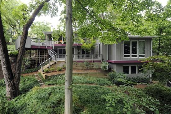 Fleming House - exterior