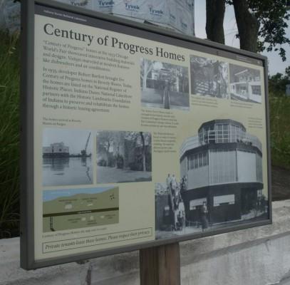 Century of Progress Homes