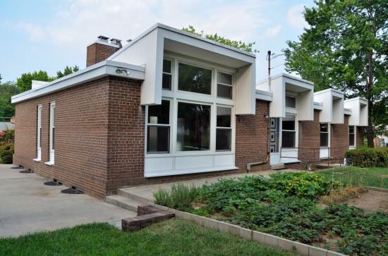 Jerome Lindsey-designed house