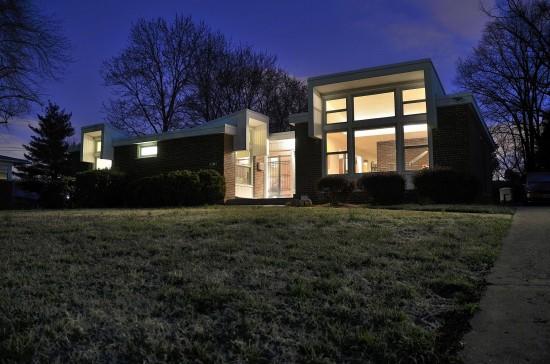 Jerome Lindsey house