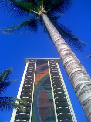 Rainbow Tower, Hilton Hawaiin Village