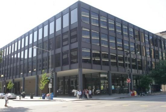 Mies' MLK Library