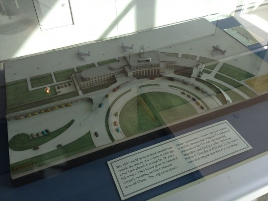 National Airport model
