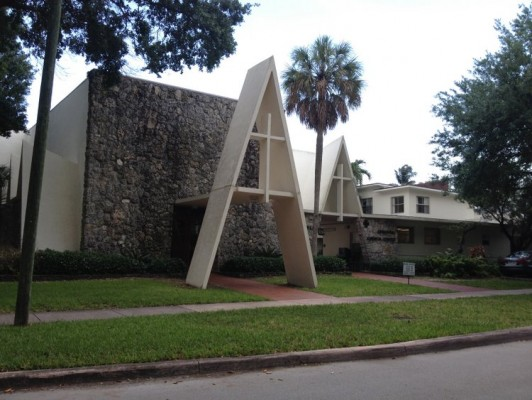 Episcopal Church Center at the University of Miami.