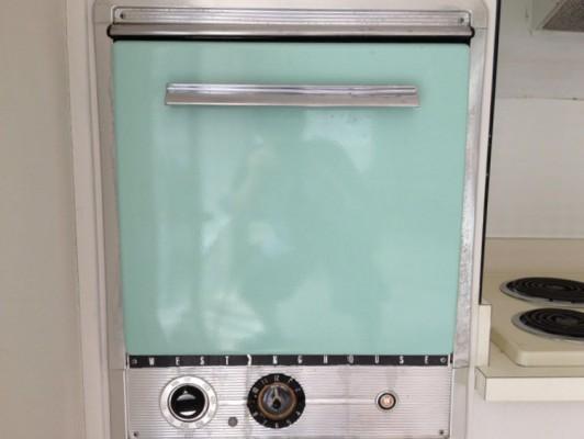 Vintage Westinghouse Oven