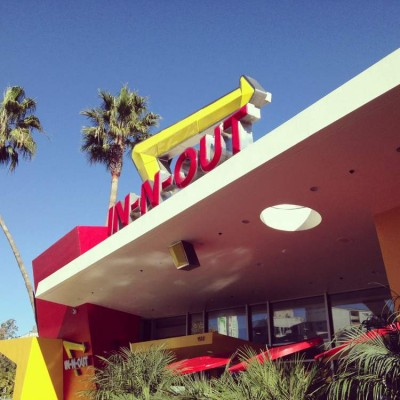 In-N-Out Burger, Westwood