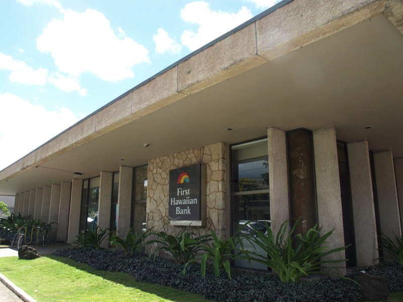 Hawaii bank