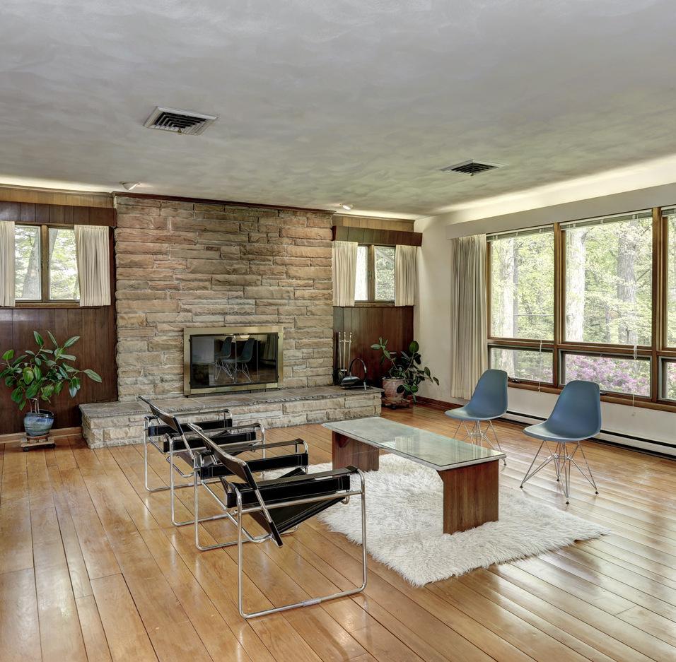 Living room morningside