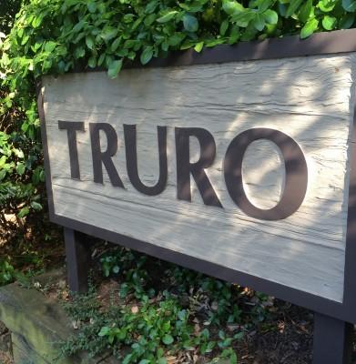 Truro sign