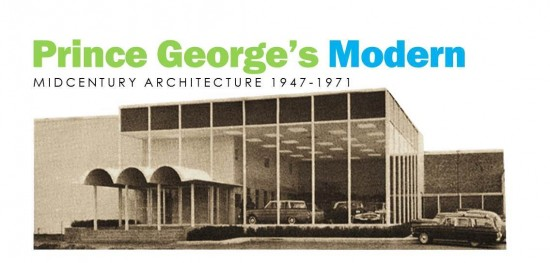 Prince Georges Modern Midcentury Architecture