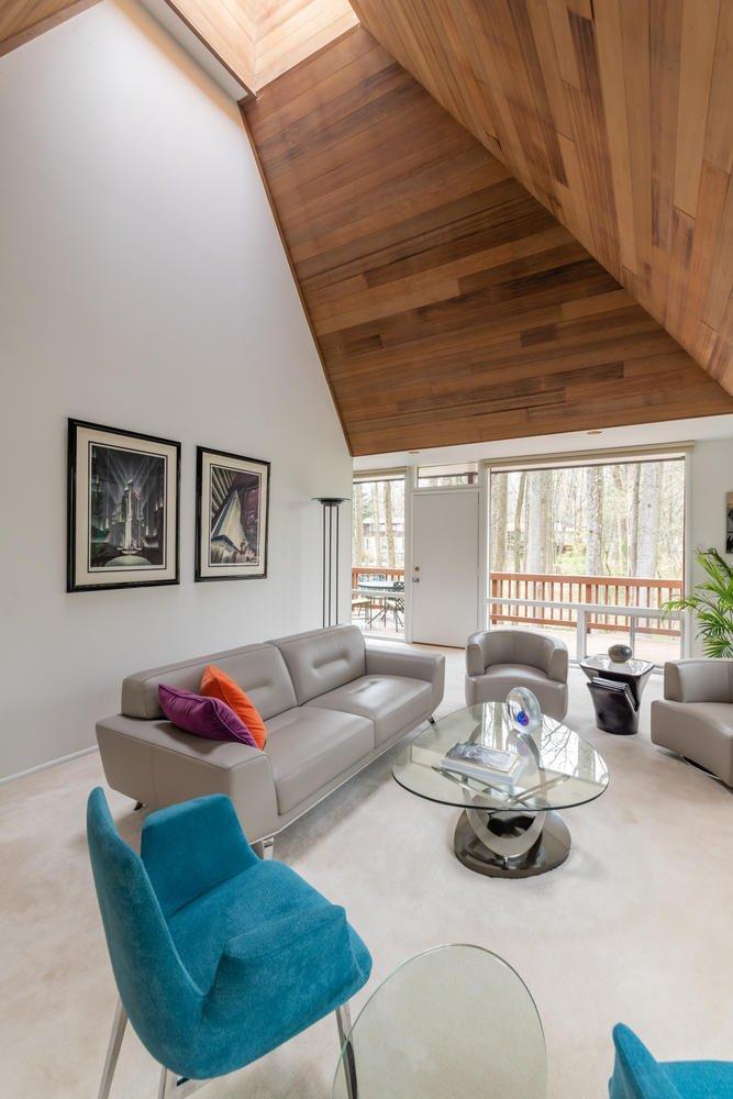 Jacobsen-Designed Pod House in Truro