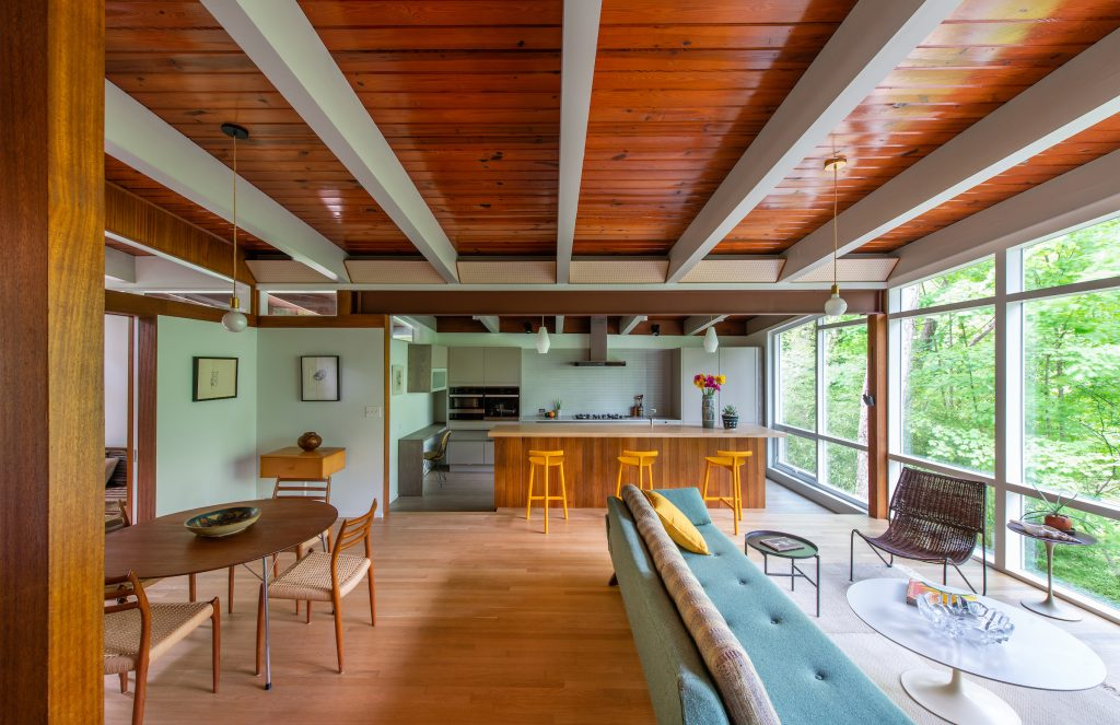 Poggenpohl kitchen by Michael Cook, AIA.